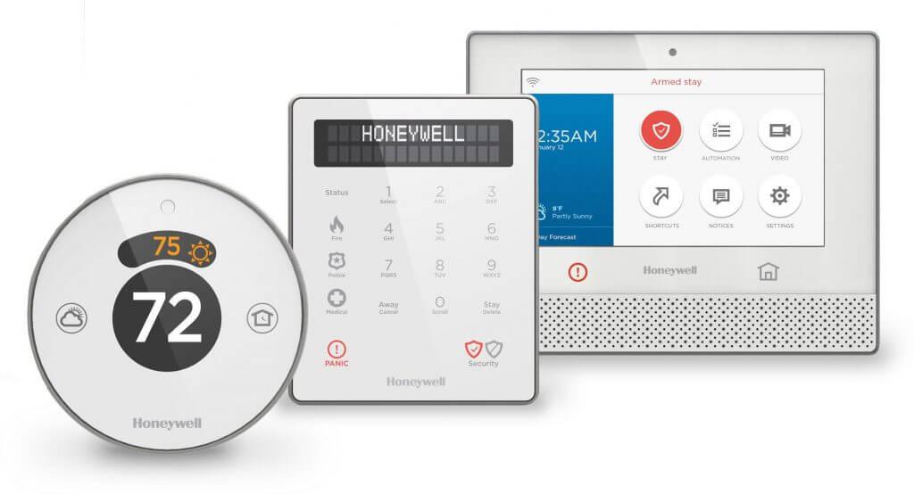 Honeywell Lyric Home Security Thermostat Gateway Controller